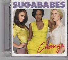 (FX552) Sugababes, Change - 2007 CD