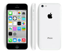 Unlocked White Apple iPhone 5C 32GB Smartphone GSM Worldwide 3G/4G LTE USGA