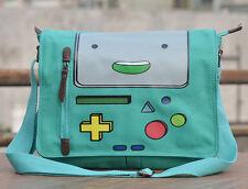 Adventure Time BMO Messenger/Shoulder Bag Anime Canvas Bag Backpack