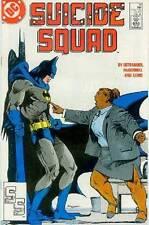 Suicide SQUAD # 10 (guest: Batman) (USA, 1988)