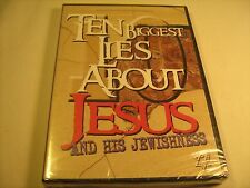 DVD Religious TEN BIGGEST LIES ABOUT JESUS Jonathan Bernis [Y122c]