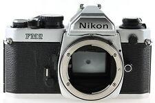 Nikon FM2n FM 2n FM-2n Body Gehäuse silber SLR-Kamera