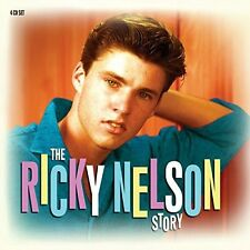 RICKY NELSON - THE RICKY NELSON STORY 4 CD NEU