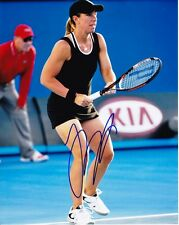 Tennis Player Lisa Raymond Autographed 8x10 Photo (Reproduction)