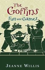 The Goffins: Fun and Games, Willis, Jeanne, Very Good Condition Book