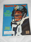 July 30, 1987 Sports Illustrated Jack Lambert The Man Of Steel Magazine RARE