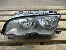 BMW E46 COUPE HEADLIGHT PASSENGERS NS SIDE