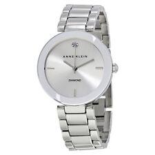 Anne Klein Silver Dial Ladies Watch 1363SVSV