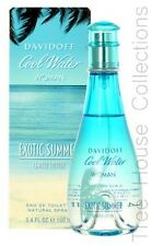 COOL WATER EXOTIC SUMMER LIMITED EDITION BY DAVIDOFF EDT PERFUME FOR WOMEN 100ML