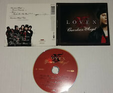 Single CD Lovex - Guardian Angel  2006  4.Tracks  77