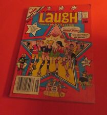1983 LAUGH COMIC BOOK DIGEST MAGAZINE ARCHIE ROLLERSKATING # 45