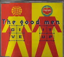 The Good Men-Give it Up cd maxi single