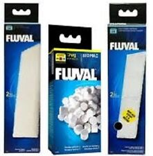 Fluval U4 Media Replacement Filter Foams Poly & Biomax.