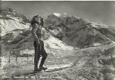 CARTOLINA _  VIAGGIATA  (1958)_ LIMONE PIEMONTE mt 1010-VISIONE D'INCANTO_ MARRO