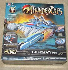 ThunderCats ThunderTank Vehicle with Exclusive Snarf Figure New In Box 2011