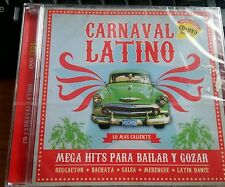 CARNAVAL LATINO - CD + DVD SIGILLATO (SEALED)