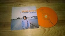 CD Pop Bruno Maman - Le Bruit Des Bombes (2 Song) MCD SONY / SMALL cb