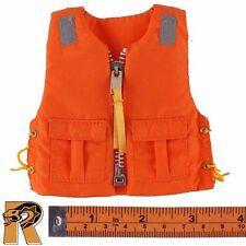 PAP Rescue Team - Orange Vest - 1/6 Scale - DID Action Figures