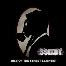 3sixdy - Rise Of The Street Scientist [CD New] [Hip-Hop Beats, Instrumentals]