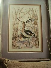 Birds Of The Marsh Part 1 American Avocets Cross Stitch Pattern (Z)