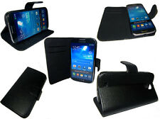 Book Flip Leather Cover Pouch Case For Samsung Galaxy S3 Mini GT i8190 i8195 UK