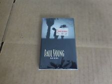 PAUL YOUNG OH GIRL FACTORY SEALED CASSETTE SINGLE