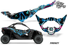 AMR Racing Can Am Maverick X3 DS RS Graphic Kit Wrap Sticker Parts 2016 + FRENZY