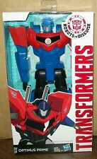 "TRANSFORMERS ROBOTS IN DISGUISE OPTIMUS PRIME 12"" ships bubble mailer #sw-1288"