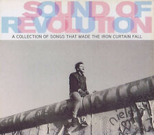 Sound of Revolution - A Collection of Songs that made the Iron Curtain Fall CD