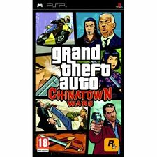 Grand Theft Auto: Chinatown Wars - PlayStation Portable PSP Brand NEW Sealed