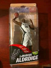 McFarlane LaMarcus Aldridge White Jersey Collectible Figurine - Only 500 Made