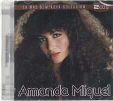CD - Amanda Miguel CD NEW La Mas Completa Coleccion - FAST SHIPPING !