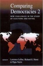 Comparing Democracies 2: New Challenges in the Study of Elections and -ExLibrary
