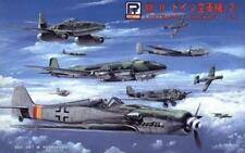 Pit-Road Skywave S-19 German Luftwaffe Aircraft 2 1/700 scale kit New Japan