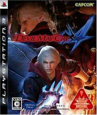 (Used) PS3 Devil May Cry 4 [Import Japan]((Free Shipping))