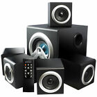 Sumvision Vcube 5.1 SURROUND SOUND HOME THEATRE Speakers System - 28W RMS