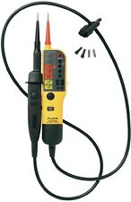 New! Fluke T110 Upgraded T100 Voltage & Continutity Tester (Genuine UK Version)