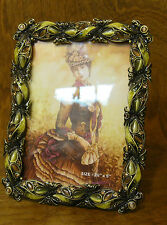 "Welforth Frame #1918 AMBER,  3.5""x 5"" Pic, Mint/Box NEW from Retail Store"