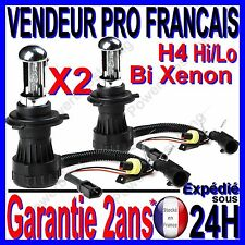 2 LAMP BULB HEADLIGHT SPARE/ REPLACEMENT FOR KIT BI XENON HID H4 -3 Hi/Lo 8000k