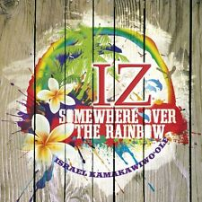 ISRAEL KAMAKAWIWO OLE SOMEWHERE OVER THE RAINBOW THE GREATEST HITS CD NEW