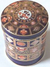 Spode Japan pattern 6673 Imari palette English porcelain jar early 19thc china