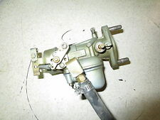 Wisconsin V465D Carburetor Gas Engine Target Vermeer V465
