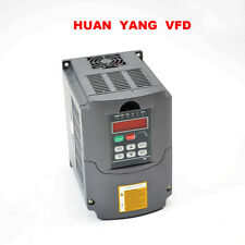 CNC 220V  VARIABLE FREQUENCY DRIVE INVERTER VFD 2.2KW 3HP 10A CE CERTIFICATE