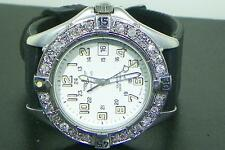 BREITLING MEN'S COLT QUARTZ A57035 DIAMOND WATCH