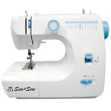 Michley Sew & Sew Desktop Sewing Machine 12 Stitch Portable Two Speed SS-700 New