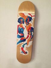 CLICHE SKATEBOARDS JOEY BREZINSKI PRO MODEL RARE