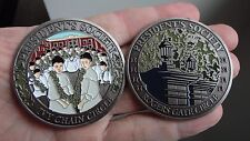 COLUMBIA COLLEGE PRESIDENTS SOCIETY TOKEN  COLLECTION  BX H 55