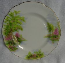 Royal Albert The Old Mill Round Plate 8 Inches Diameter