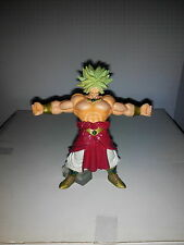 dragonball broly ss saiyan legendario effect action pose figure figura bola drac