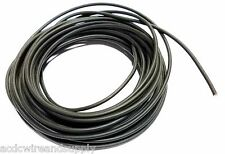 AUTOMOTIVE WIRE 16 AWG HIGH TEMP GXL WIRE BLACK 25 FT COIL